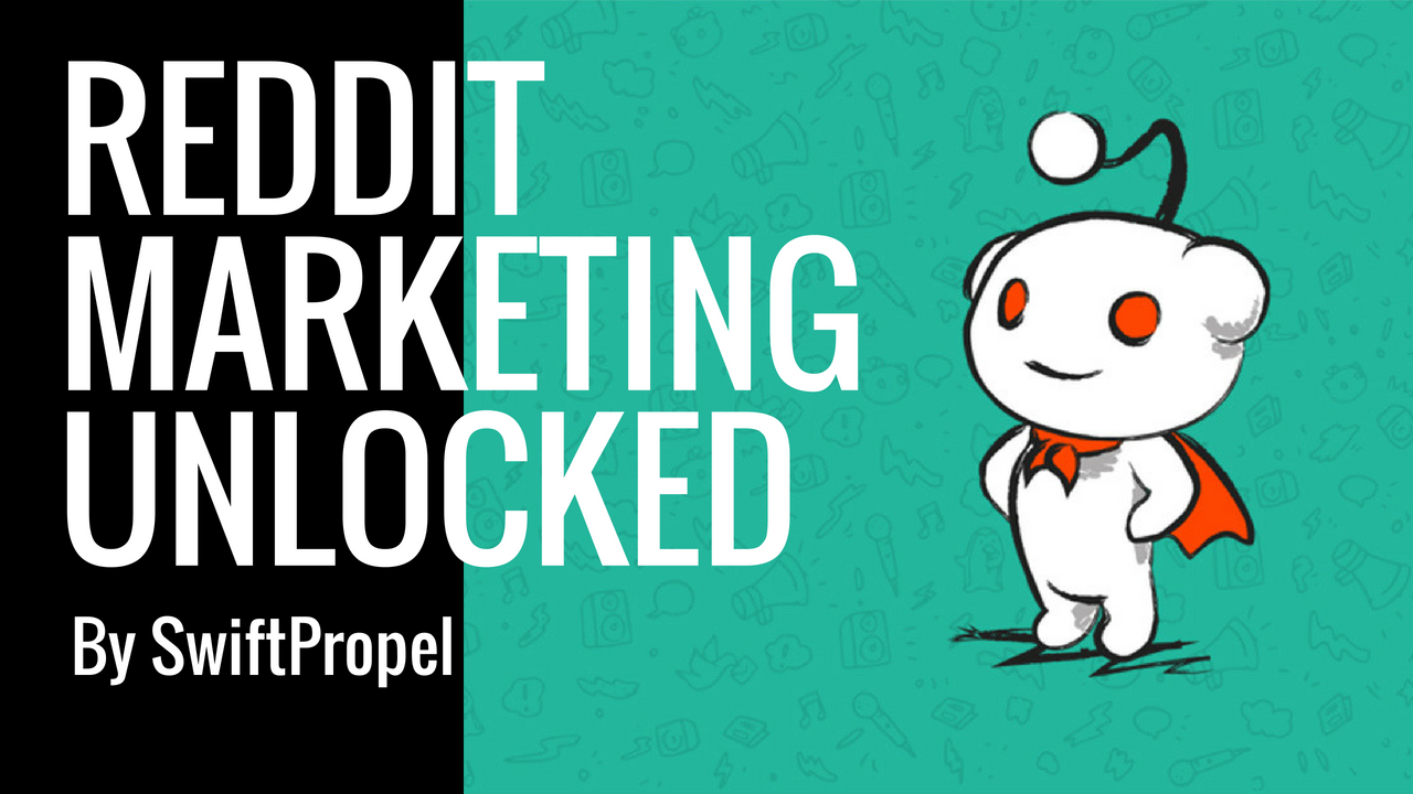 learn reddit marketing