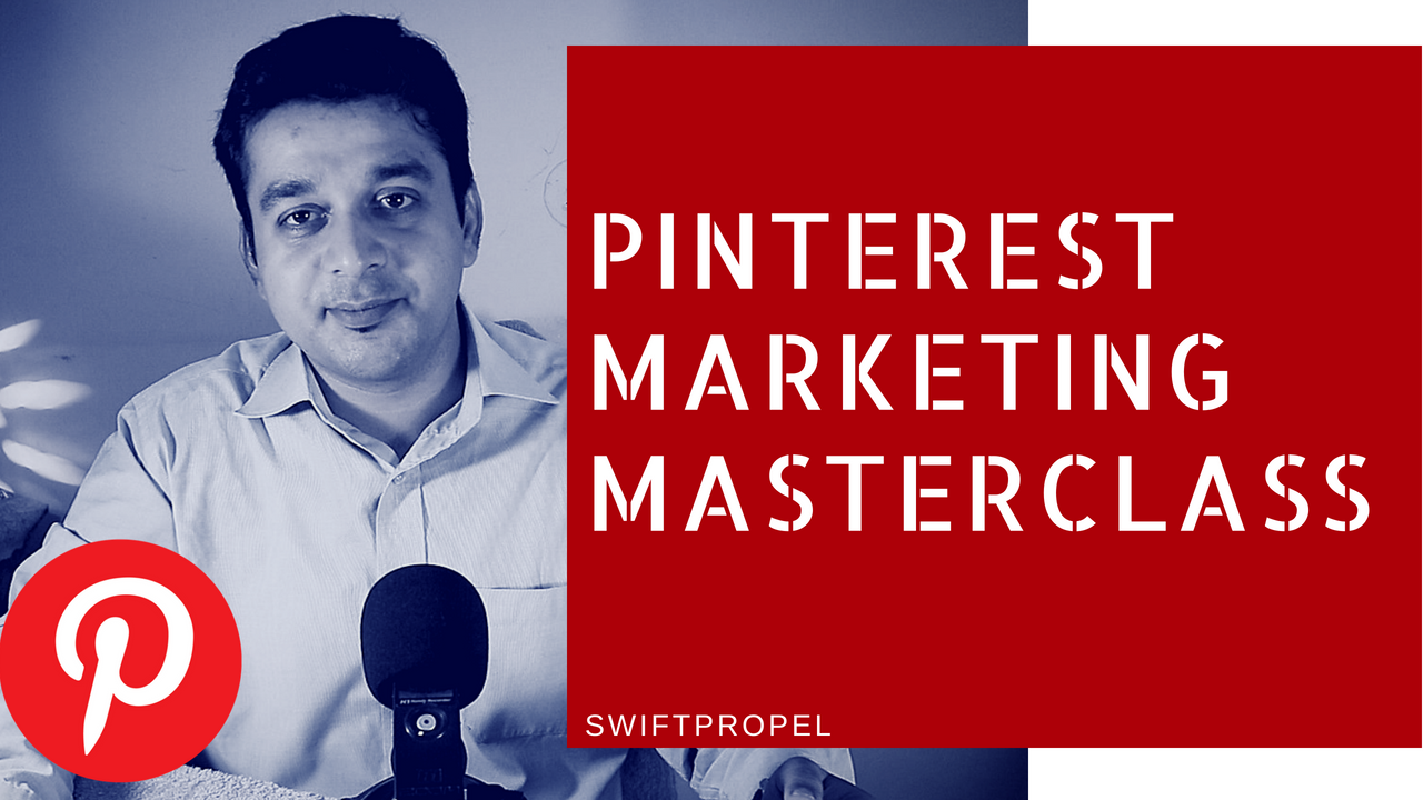 Pinterest marketing masterclass