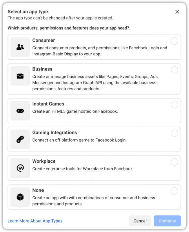 Setting up Facebook Business Suite Manager