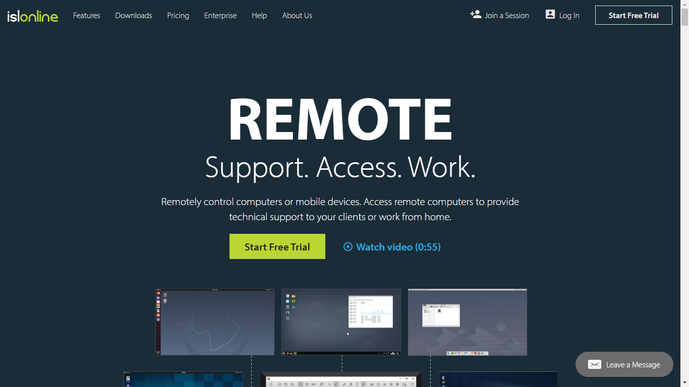 remote access softwares